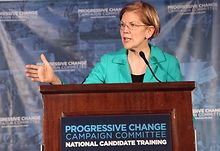 Warren-in-Chicago-Nov-30-for-town-hall-