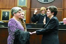 Ceremony-held-for-lesbian-US-District-Judge-Mary-Rowland