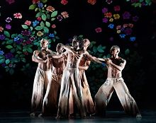 Alvin-Ailey-company-in-Chicago-in-March